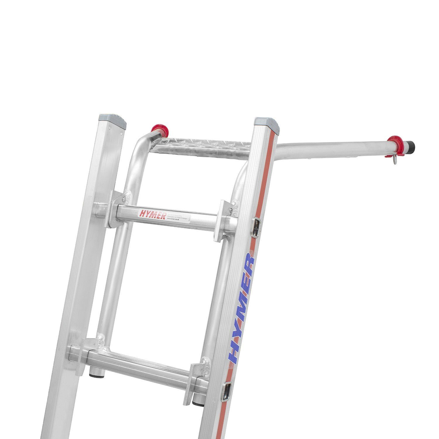 Hymer Telescopic Ladder Stand Off With Platform