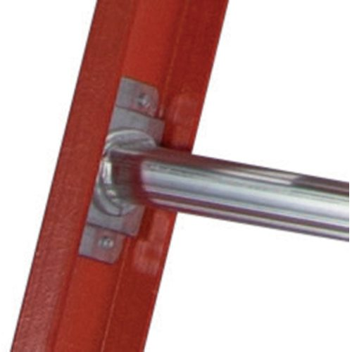 Werner Utility Fibreglass 2 Section Extension Ladders