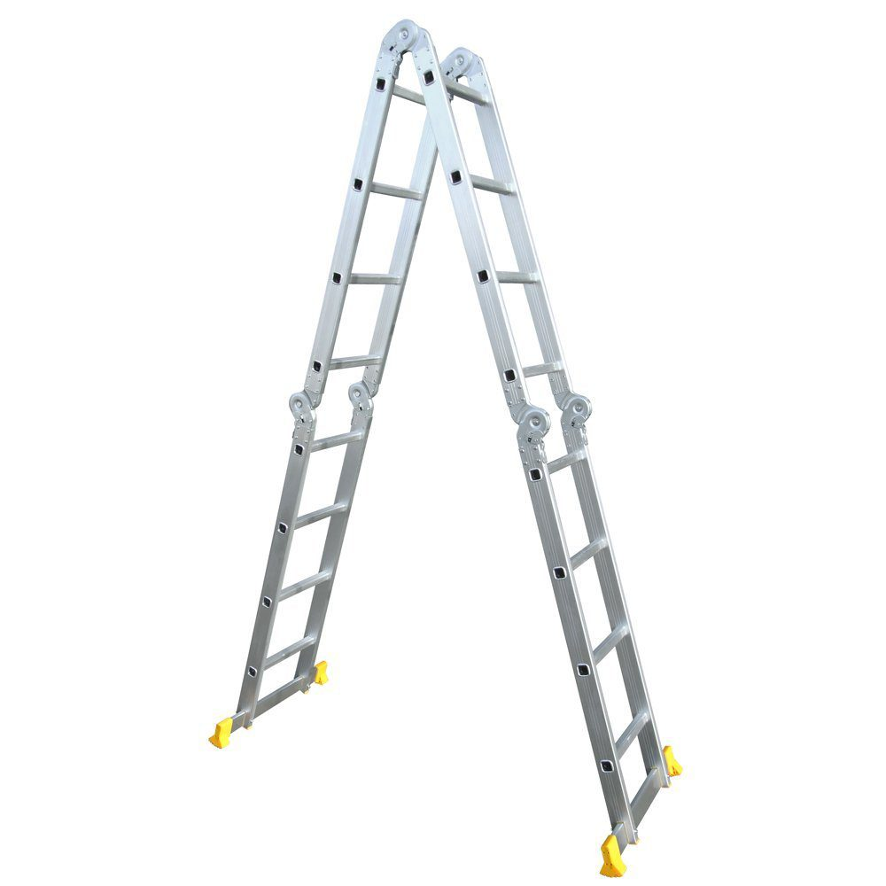 Abbey 4 7m Multi Purpose Ladder With Safety Platform