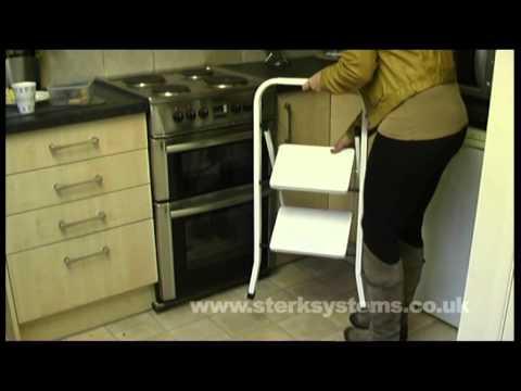 Kitchen Steps | Youngman Kitchen Step Demo | 302221