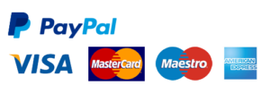 Pay with PayPal or Credit Card at Sterk Systems