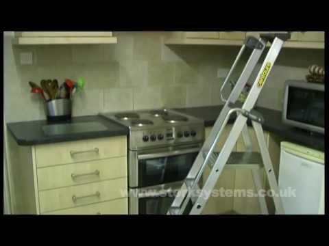 Centaure XL Step Ladders