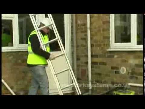 Titan DIY Ladder Demo | 2 Section DIY Ladder Competitor