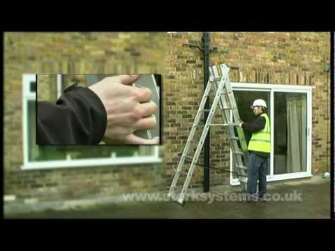 Youngman Combi 100 - Combination Ladder for Trade & Industrial use | 340381