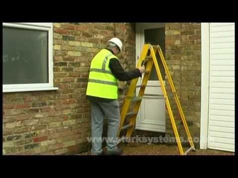 Zarges Fiberglass Step Ladder | Putting safety First